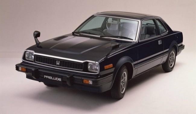 Honda Prelude 1978 годпа