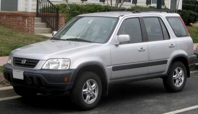 Honda CR-V 1995 года
