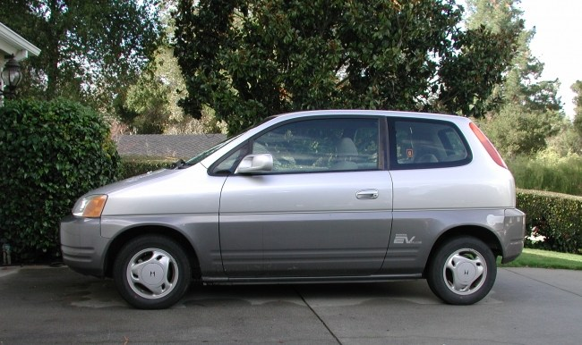 Honda EV PLUS 1996 года