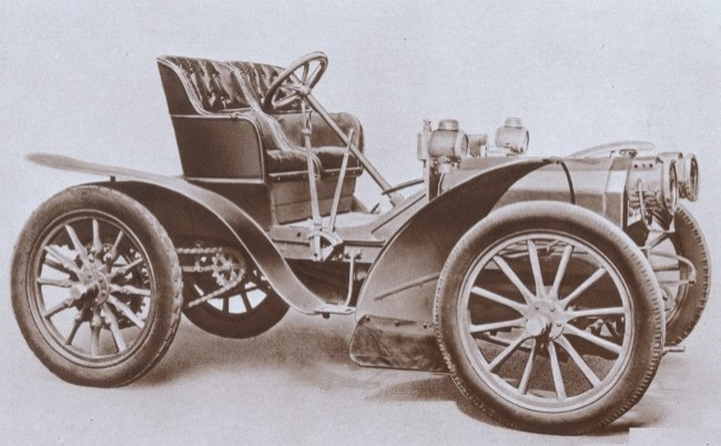 FIAT 24НР Corsa 1902 год