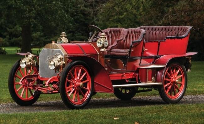 FIAT 60HP 1903 год
