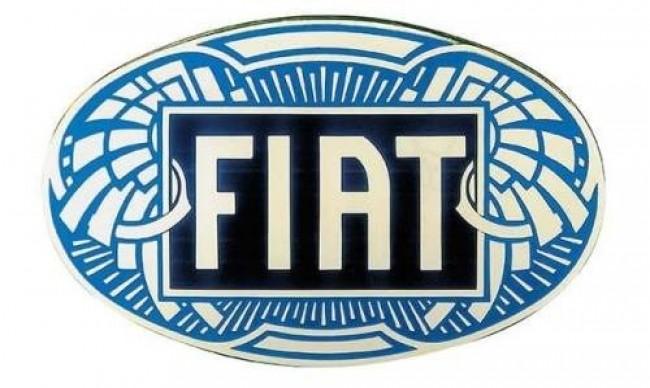 Эмблема FIAT 1904 год