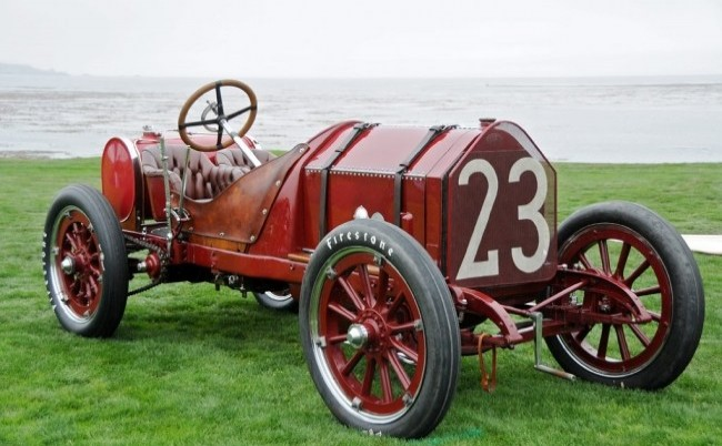 FIAT S61 Grand Prix 1911 год