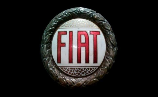 Эмблема FIAT 1921 год