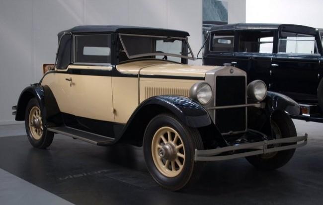 FIAT 520 Superfiat 1921 год