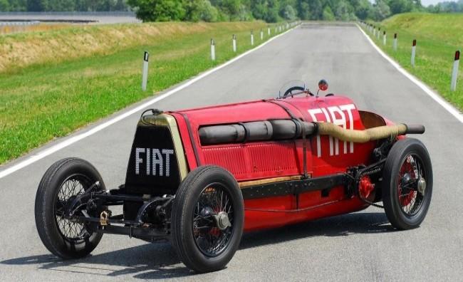 FIAT SB4 1922 год (Mefistofele)