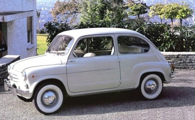 FIAT 600 1955 год
