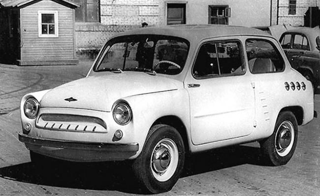 Москвич-444 1958 год