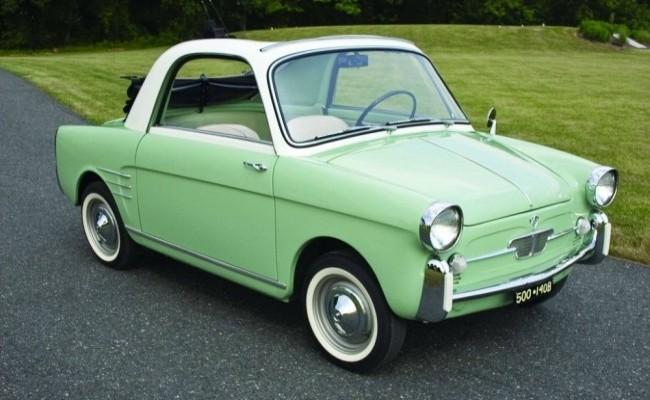 Autobianchi Bianchina 1960 год