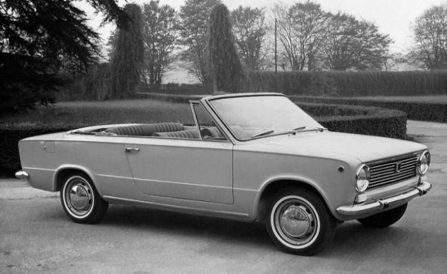 Fiat 124 C4 1964 год