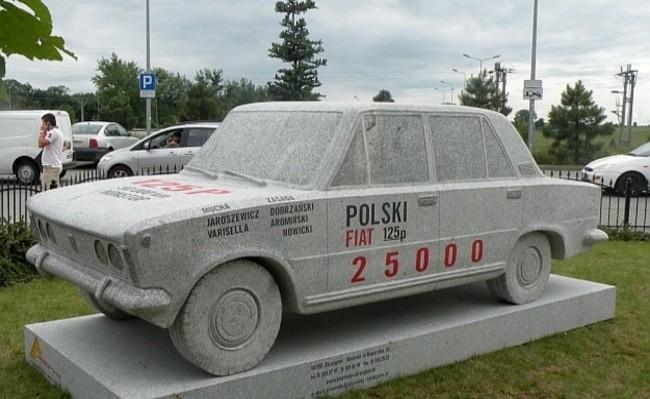 Polski FIAT 125р