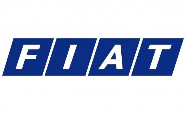 Эмблема FIAT 1968 год