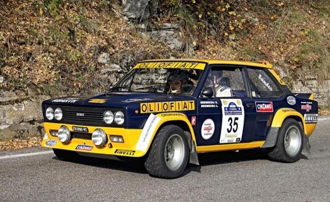FIAT 131 Abarth 1976 года