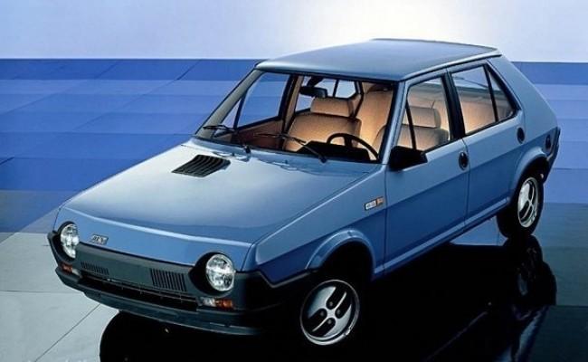 FIAT Ritmo 1978 года