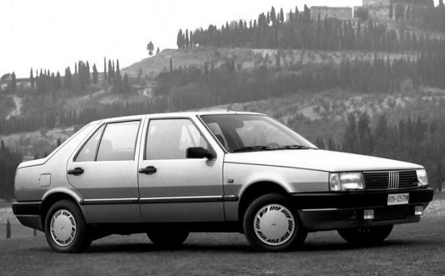 FIAT Croma 1985 год