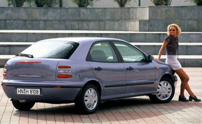 FIAT Brava 1996 год