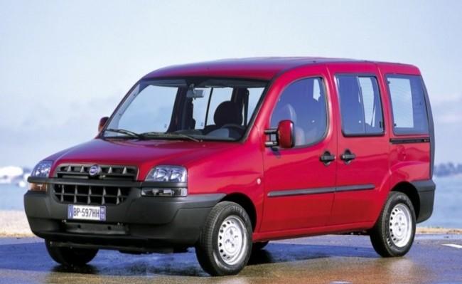 FIAT Doblo 2001 год