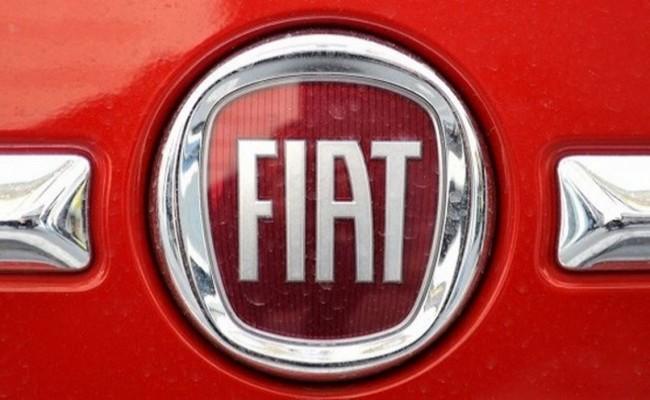 Эмблема FIAT 2007 год