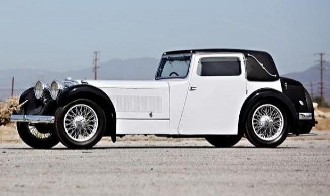 SS I Coupe 1932 год