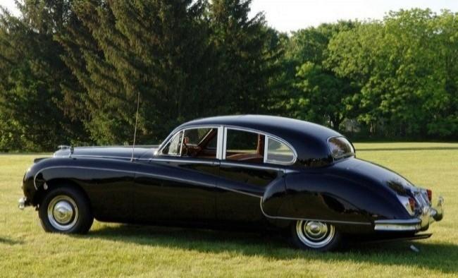 Jaguar Mk IX 1959 год