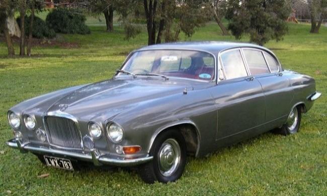 Jaguar Mk X 1961 год