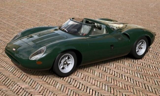 Jaguar XJ13 1966 год