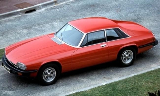 Jaguar XJ-S 1975 год
