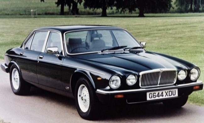 Jaguar XJ Series III 1980 год