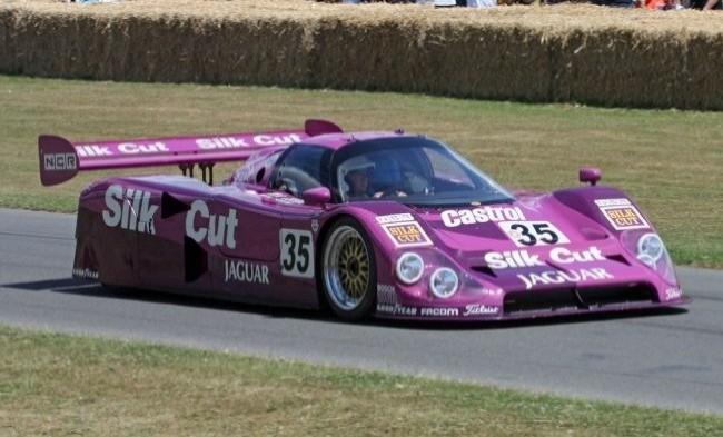 Jaguar XJR-12 1990 год