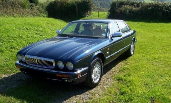 Daimler Century 1996 год