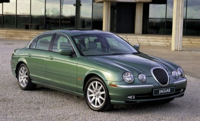 Jaguar S-Type, 1999 год