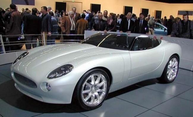 Jaguar F-type Concept 2000 год