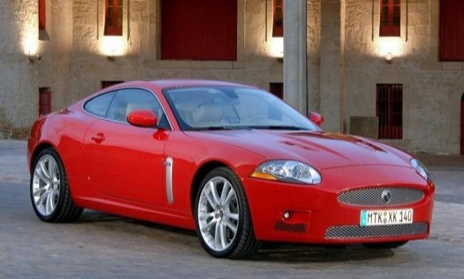 Jaguar XKR 2007 год