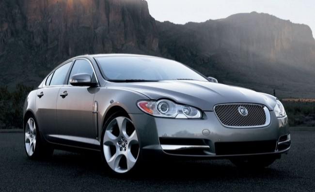 Jaguar XF 2008 год