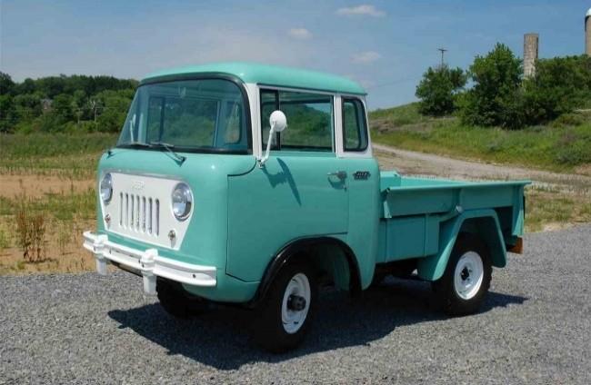 Jeep FC-150, 1958 год