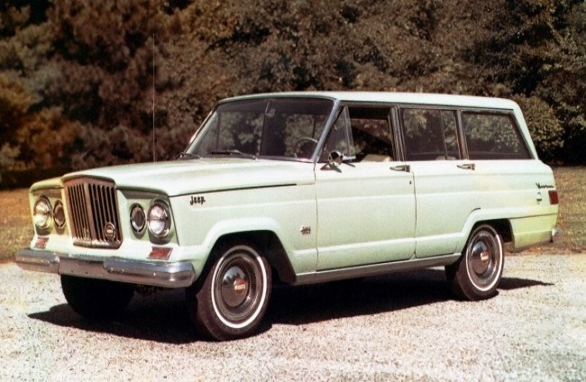 Jeep Wagoneer, 1963 год
