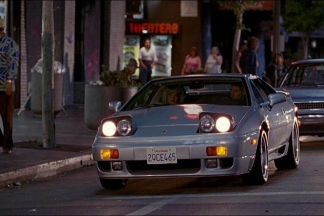 Lotus Esprit из фильма «Красотка»