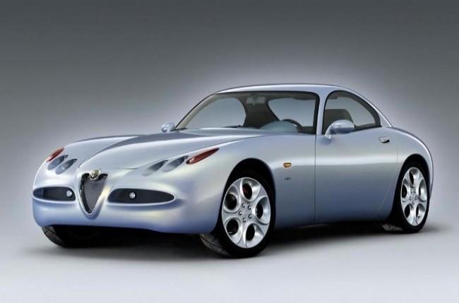 Alfa Romeo Nuvola Prototype