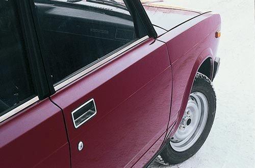 Фото за рулем на ваз 2107