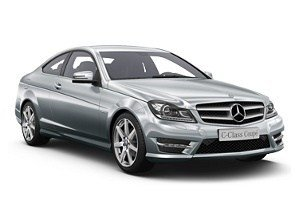 Mercedes C-Class Coupe (С204)