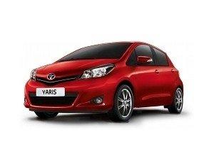 Toyota Yaris 5-и дверный
