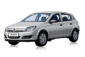 Opel Astra H Hatchback