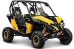 Can-Am Maverick X rs/xc