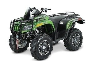 Arctic Cat MudPro 700 Limited