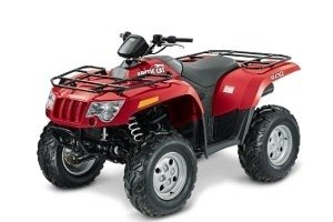 Arctic Cat 500 Core with EFI
