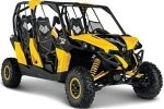 Can-Am Maverick MAX X rs