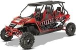 Arctic Cat Wildcat 4X Limited
