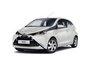 Toyota Aygo 5-ти дверный