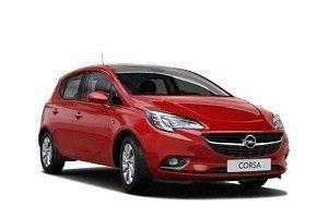 Opel Corsa E 5-и дверный