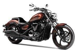 Yamaha XVS1300 Custom